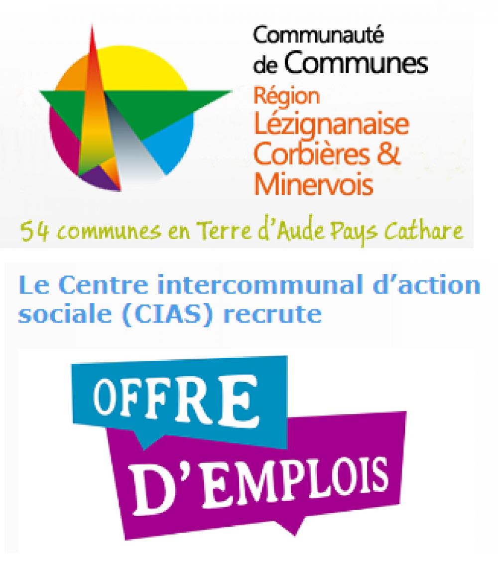Le Centre intercommunal d'action sociale (CIAS) recrute